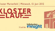 Der KLOSTERLAUF am Mittwoch, 13. Juni 2012 am Kloster Marienfeld ist ein Lauf fr alle. Einzellufer(innen), Firmenteams, Schlermannschaften, Vereine, Freunde,...