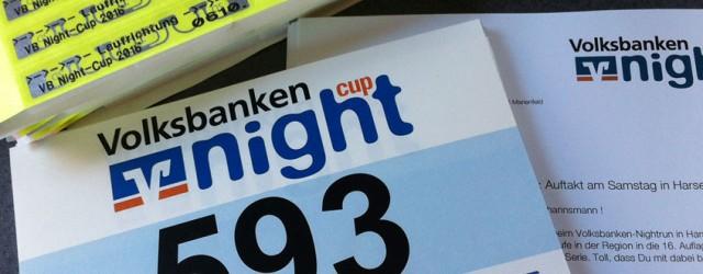 Am 20. Mai startet beim Volksbanken-Nightrun Harsewinkel die Serie um den Volksbanken-Nightcup 2017. Gestern und heute wurden die Startnummern eingetütet […]
